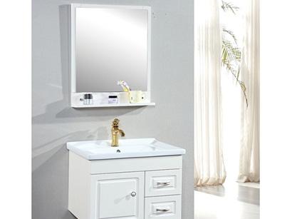 浴室柜案例展示