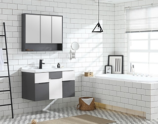 实木浴室柜-1811